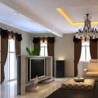 茶几地毯现代简约客厅装修效果图