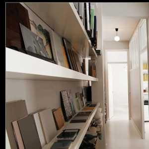 中式書房臥室隔斷效果圖