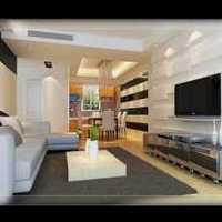 115平3室2厅2卫一厨内装修效果图大全