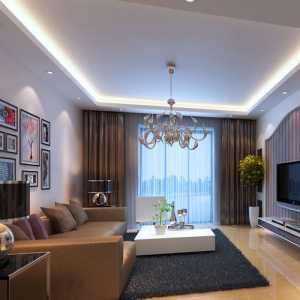 144平米新房装饰样板间