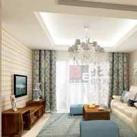 小客厅双人沙发装修效果图