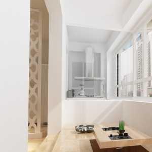100平米三室一厅家装