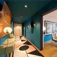 两房两厅小户型装修65平米效果图