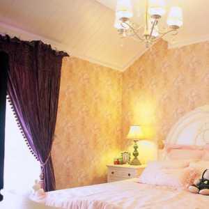 20個創意木質背景墻的臥室設計