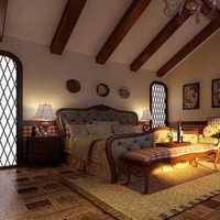 日式风格恬静自然日式卧室背景墙效果图