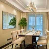 客厅餐厅弧形对称吊顶装修效果图