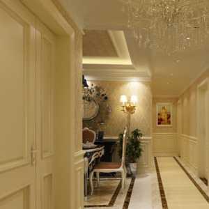 中式客厅瓷砖装修效果图大全