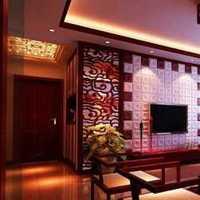 现代别墅青葱起居室装修效果图
