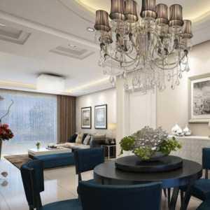 北京87一厅室内装修