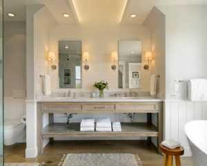 卫生间设计你更喜欢哪款?
