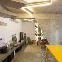 地中海餐厅吊灯餐台三居装修效果图