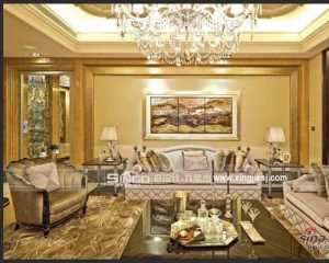 家装欧式风格卧室装饰效果图