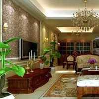 客厅吊灯中式客厅三居装修效果图