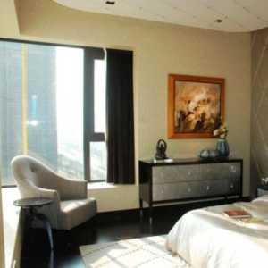 北京美式臥室裝飾