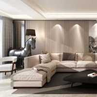 沙发复式100平米灯具装修效果图