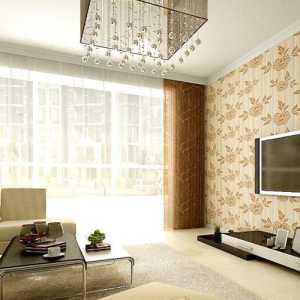 客厅简中式