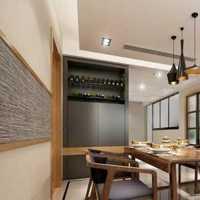 现代简约房间隐形门装装修效果图