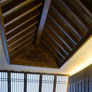 西安最炫的中式禅意餐厅设计_宝鸡青阶茶室会所