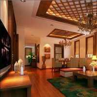 茶几沙发灯饰客厅沙发装修效果图