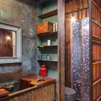 北京125平方三居室装修效果图