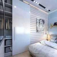 85平米两室一厅简欧装修效果图