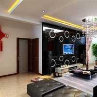 吊灯客厅家具沙发置物架装修效果图