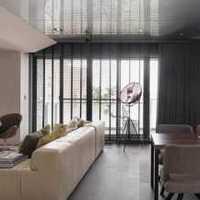 窗帘二居室厨房餐厅装修效果图