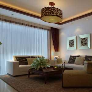 尚品時尚大氣中式客廳
