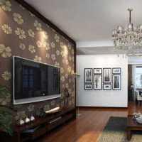 窗帘茶几韩式田园客厅装修效果图