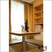 书桌欧式富裕型沙发装修效果图