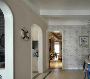 凌奔设计——奥园地中海风格样板房
