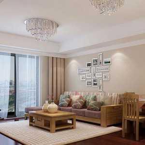 109平米新房装饰样板间