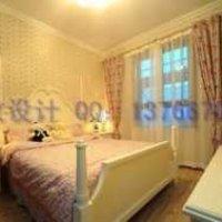 卧室简欧式白色家具装修效果图