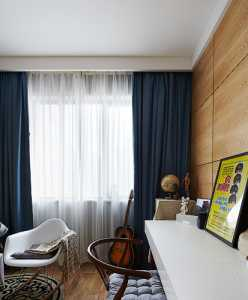 三居室的房子多大面积好?7万元的现代简约风格设计说明!-万科银海泊岸装修