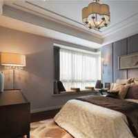 单人窗帘卧室背景墙装修效果图