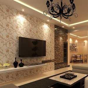 大平方的客厅怎么装修效果图2021