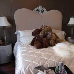 卧室窗帘暖色