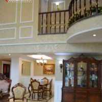 美式风格装修两室两厅效果图