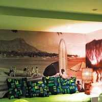 沙发客厅简洁灯具装修效果图