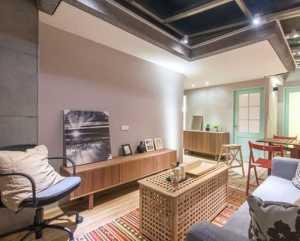 80平怡佳公寓清新北欧风,精致宜家生活2居室