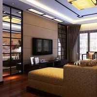 大户型客厅吊灯样板房客厅装修效果图