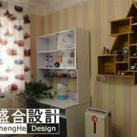 现代欧式起居室实木地板装修效果图