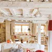 现代别墅先锋起居室装修效果图