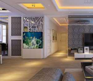 北京平房室内装修护墙板