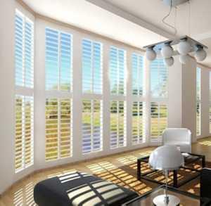舒适温馨二居室富裕型90-120平米现代简约三居室公寓15-30万白色客厅