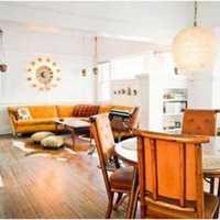 简约小户客厅沙发摆放装修效果图