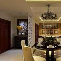 壁灯金地朗悦西式古典三居室效果图