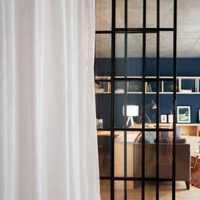 深色系大户型客厅欧式风装修效果图