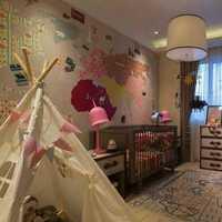 儿童房儿童经济型北欧装修效果图