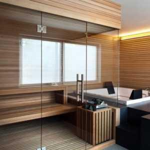 北京暖色客厅装修